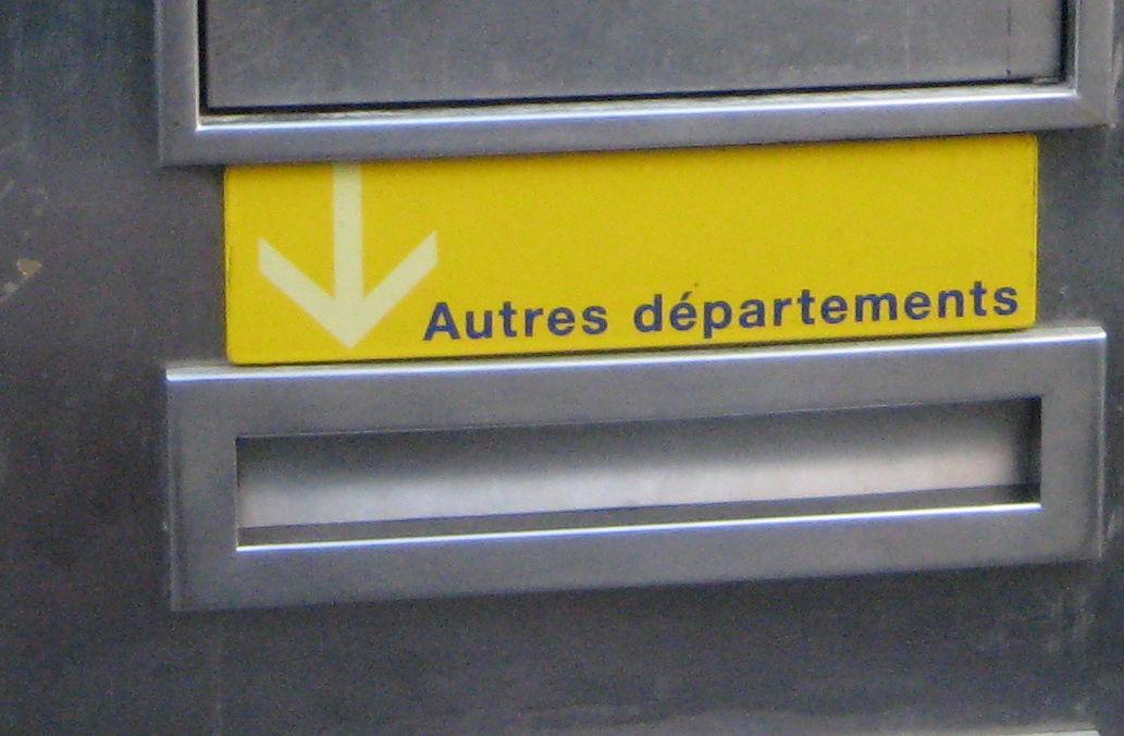 Departements