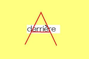 Derriere